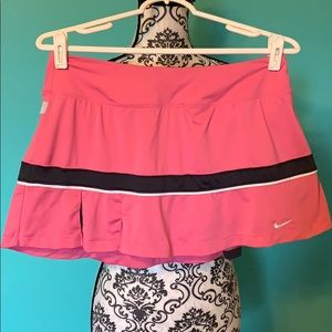 Nike Dri Fit Ruffle Stretch Skort Dri Fit Active M
